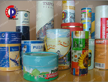 Composite cans
